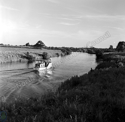 Fishing, River Ure, Boroughbridge